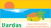Welcome to Vardas Beach Restaurant Cafe Bar & Apartments